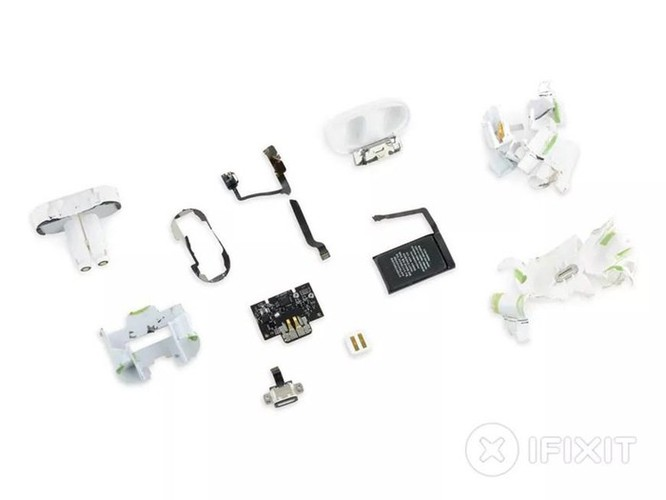 iFixit 'mổ xẻ' Airpods Pro chỉ vài ngày sau khi ra mắt ảnh 2
