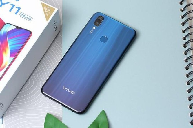 Vivo Y11/Y19 - pin 5.000 mAh, bộ nhớ lớn, giá từ 2,99 triệu ảnh 1