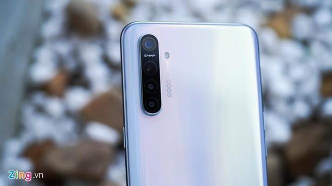Chi tiết Realme XT - camera 64 MP, giá 8 triệu đồng ảnh 3