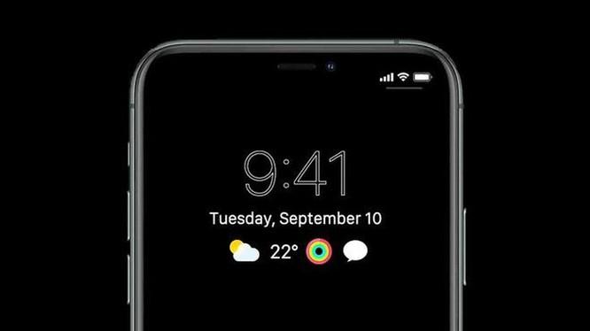 Bản dựng iOS 14 - màn hình Always On, chia đôi màn hình ảnh 6