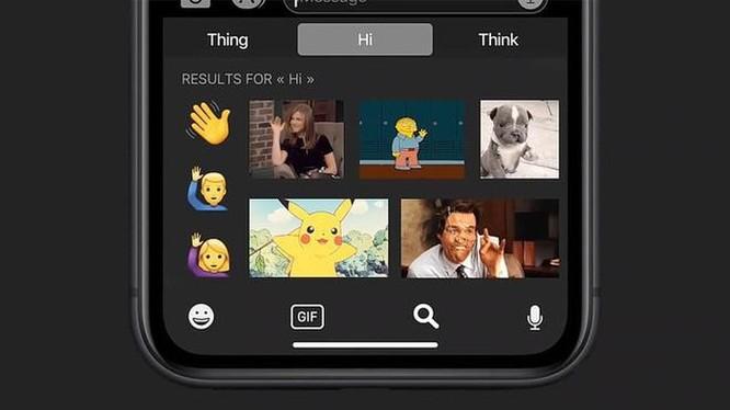 Bản dựng iOS 14 - màn hình Always On, chia đôi màn hình ảnh 3