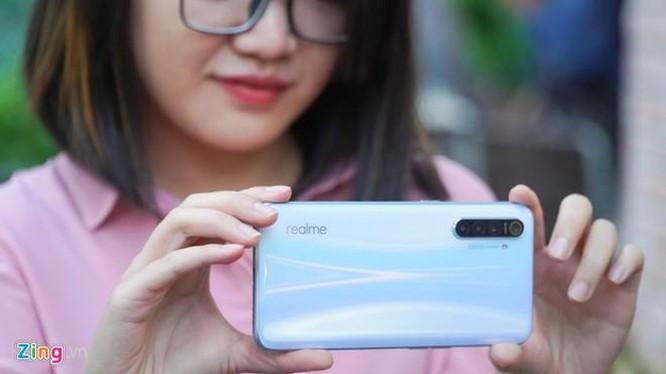 Chi tiết Realme XT - camera 64 MP, giá 8 triệu đồng ảnh 4