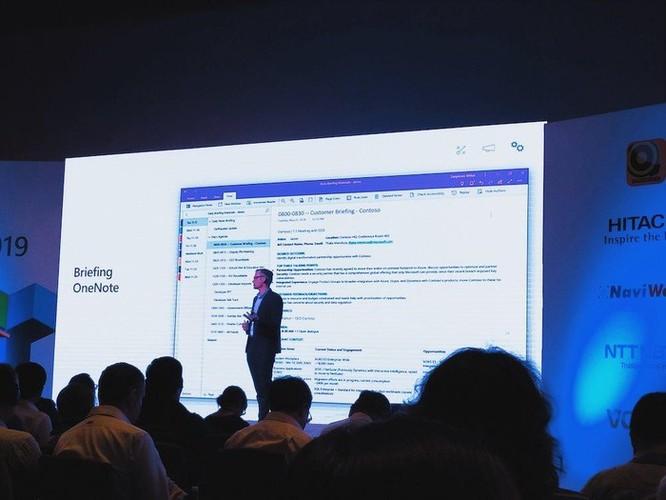 Microsoft giới thiệu loạt giải pháp công nghệ dành cho doanh nghiệp quy mô lớn ảnh 1
