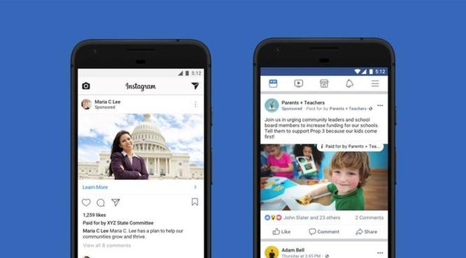 Facebook cân nhắc thay đổi chính sách quảng cáo sau khi bị công kích ảnh 1
