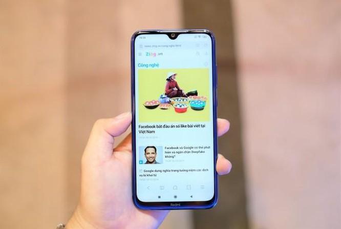 Loạt smartphone chính hãng đáng chú ý giá dưới 5 triệu đồng ảnh 2