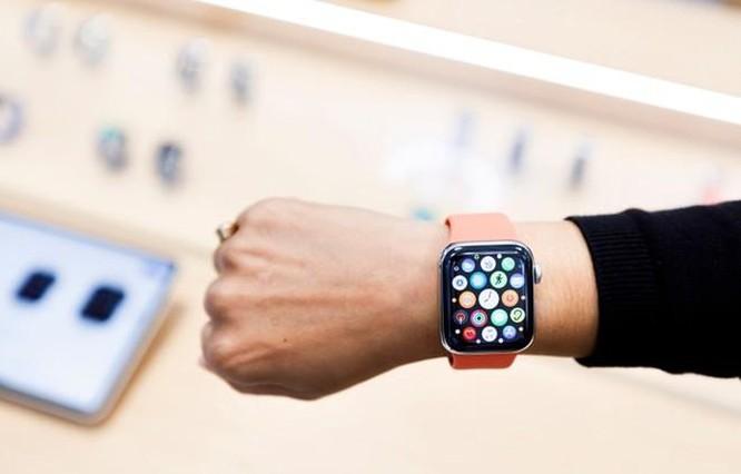 Apple Watch Series 6 nhanh hơn, chống nước tốt hơn ảnh 1