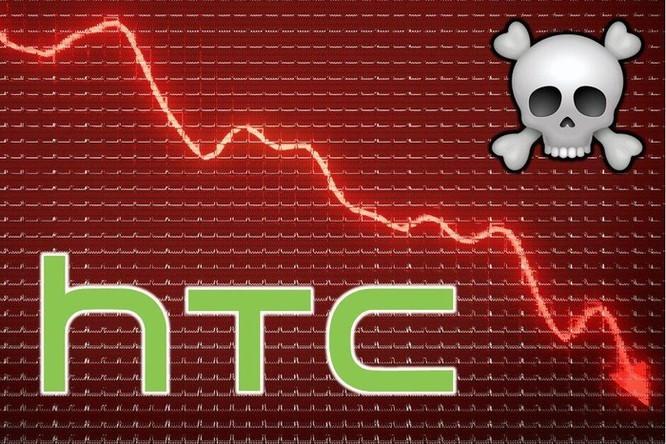 HTC báo lỗ quý thứ sáu liên tiếp, nối dài nỗi đau smartphone ảnh 1