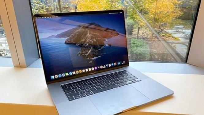 Apple 'trình làng' MacBook Pro 16 inch mới, loại bỏ bàn phím 'bướm' ảnh 1