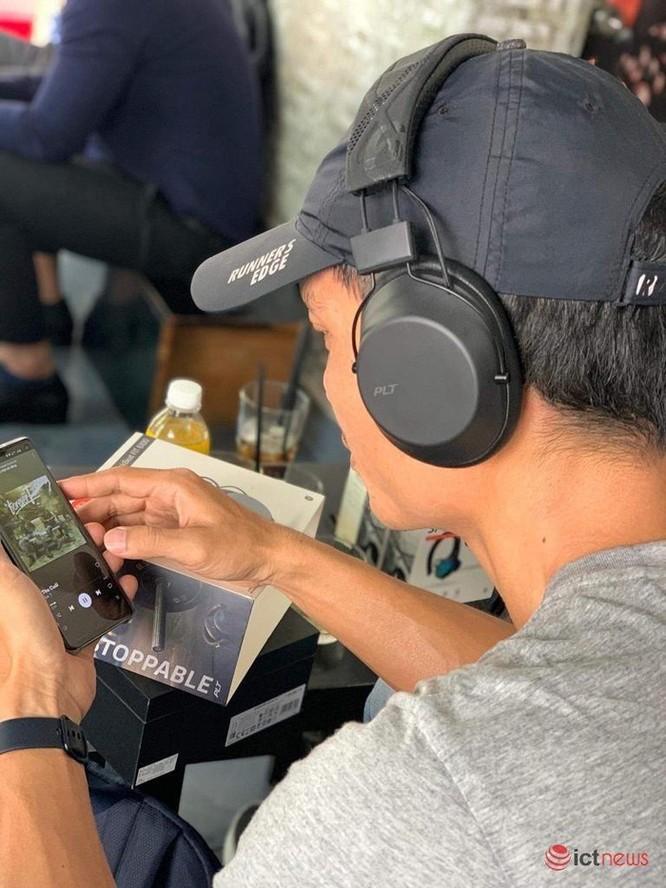 Tai nghe không dây: Chiến trường mới của các ông lớn công nghệ ảnh 3