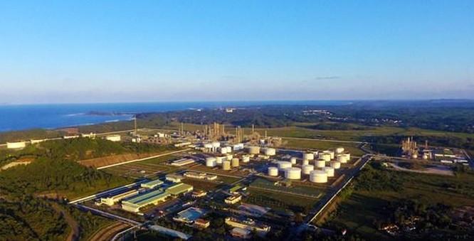 Xăng dầu ở nhà máy lọc dầu Dung Quất được sản xuất như thế nào? ảnh 2