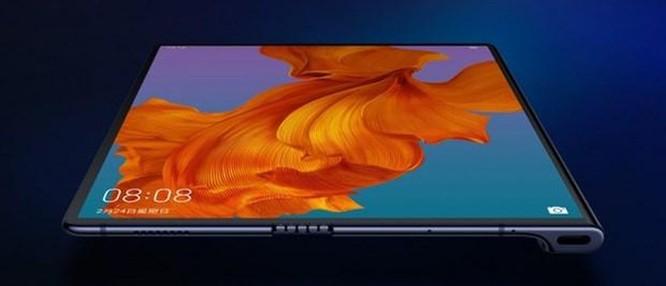 Không có ứng dụng Google, Huawei Mate X vẫn 'cháy hàng' ngày mở bán ảnh 1