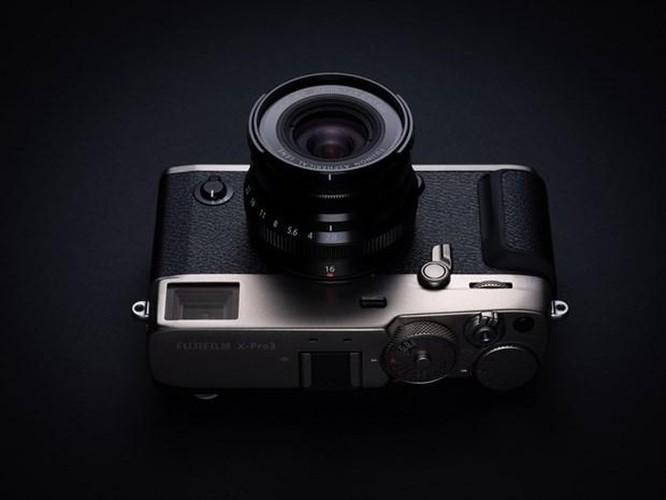 Fujifim X-Pro 3 ra mắt thị trường dịp cuối năm, giá từ 41,9 triệu đồng ảnh 1