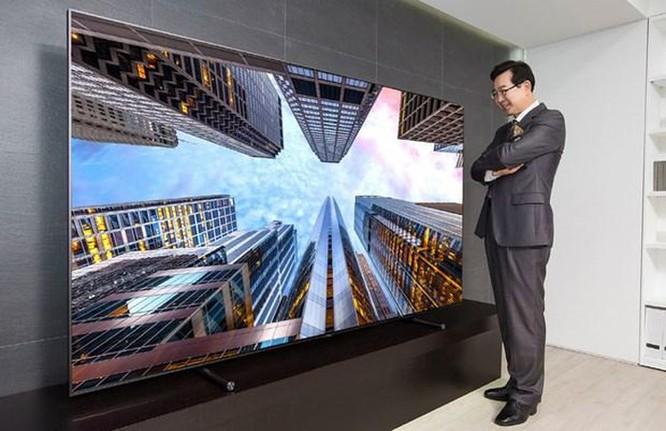 Samsung vẫn thống trị thị trường TV cao cấp thế giới trong quý 3 ảnh 1