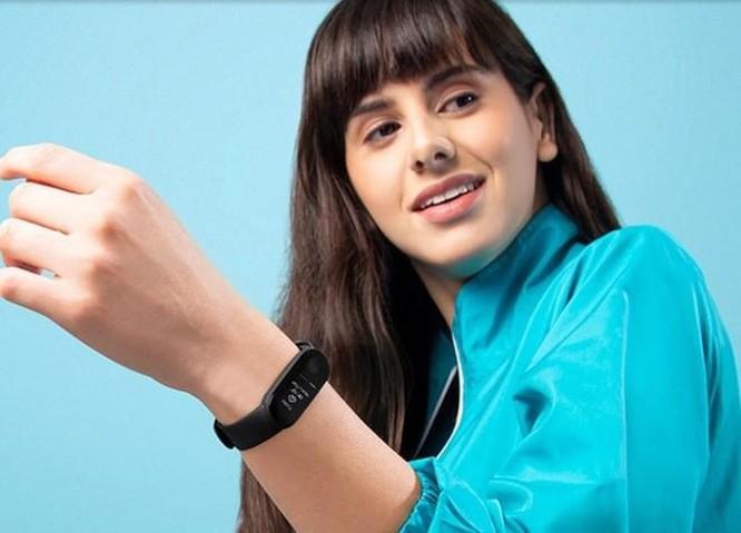 Xiaomi ra mắt vòng đeo tay thông minh giá dưới 20 USD ảnh 1