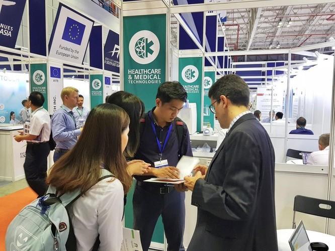 Gần 200 doanh nghiệp uy tín quy tụ tại Triển lãm Quốc tế chuyên ngành Y Dược ảnh 1