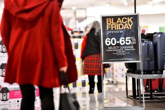 8 mẹo mua sắm thông minh dịp Black Friday, Cyber Monday ảnh 1