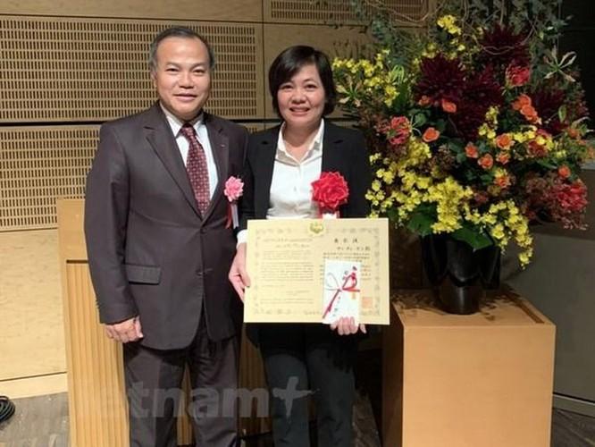 Nhật vinh danh nhà khoa học Việt phát hiện virus tiêu chảy cấp ở lợn ảnh 1