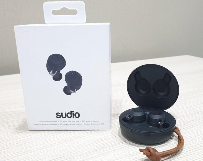 Sudio ra mắt mẫu tai nghe không dây Fem, thời lượng sử dụng lên tới 20 giờ ảnh 1