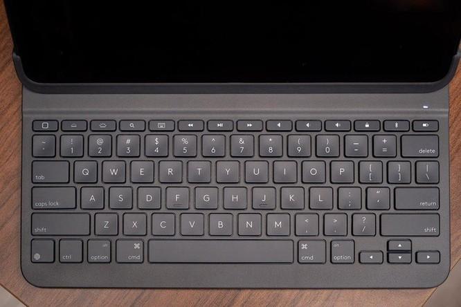 Logitech giới thiệu bàn phím Slim Folio Pro cho iPad, giá bán từ 2,99 triệu đồng ảnh 4