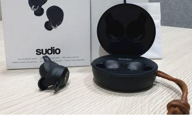 Sudio ra mắt mẫu tai nghe không dây Fem, thời lượng sử dụng lên tới 20 giờ ảnh 2