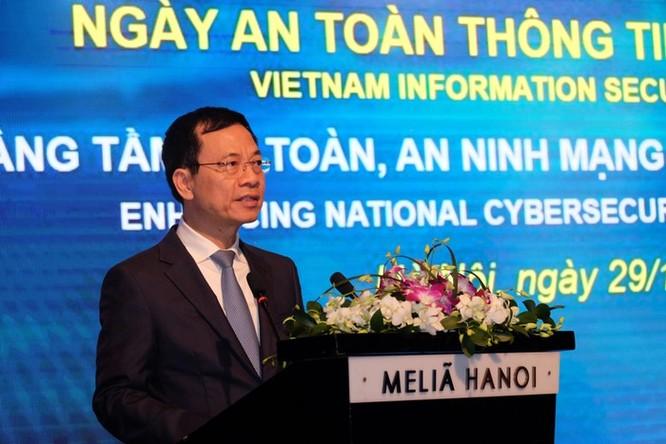 'Việt Nam cần phải làm chủ công nghệ về an toàn, an ninh mạng' ảnh 1