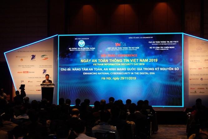 'Việt Nam cần phải làm chủ công nghệ về an toàn, an ninh mạng' ảnh 2