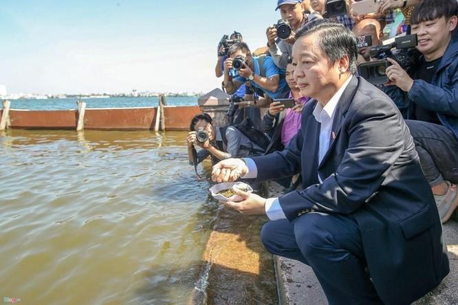 'Việc thí điểm công nghệ Nhật trên sông Tô Lịch đã thất bại' ảnh 2