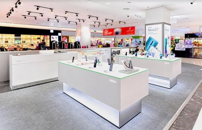 OPPO muốn mở rộng quy mô, dự tính có thêm 10 OPPO shop trong năm 2020 ảnh 2