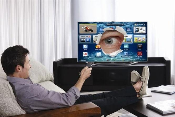 FBI cảnh báo TV thông minh có thể bị hack ảnh 1