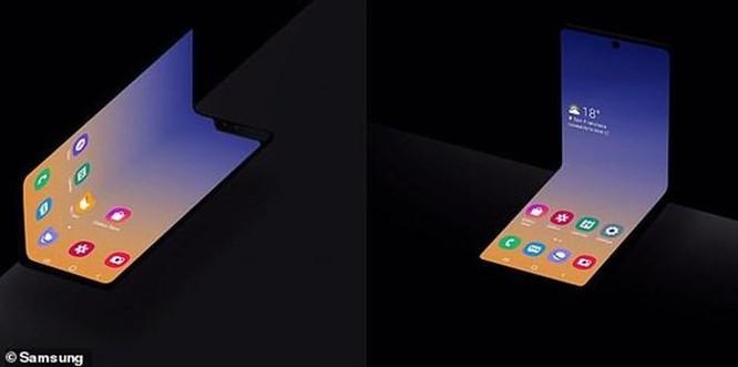 Điện thoại gập bí ấn của Samsung sẽ ra mắt vào tháng 2 năm sau ảnh 1