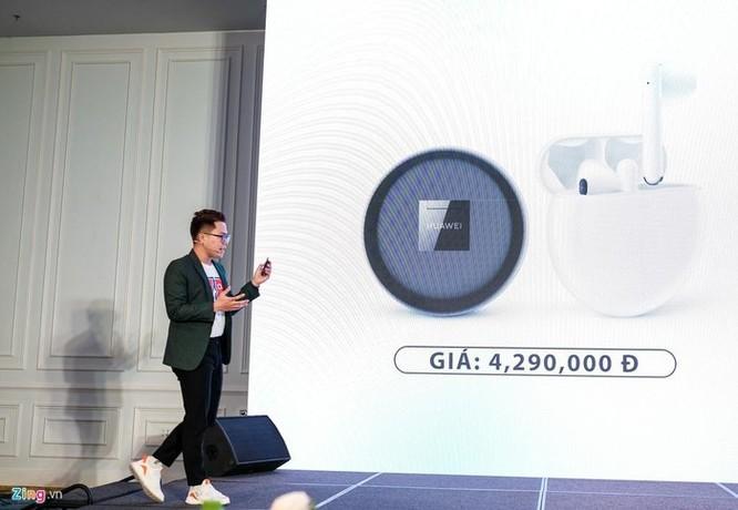 Tai nghe FreeBuds 3, giống AirPods, có chống ồn, giá 4,3 triệu đồng ảnh 11
