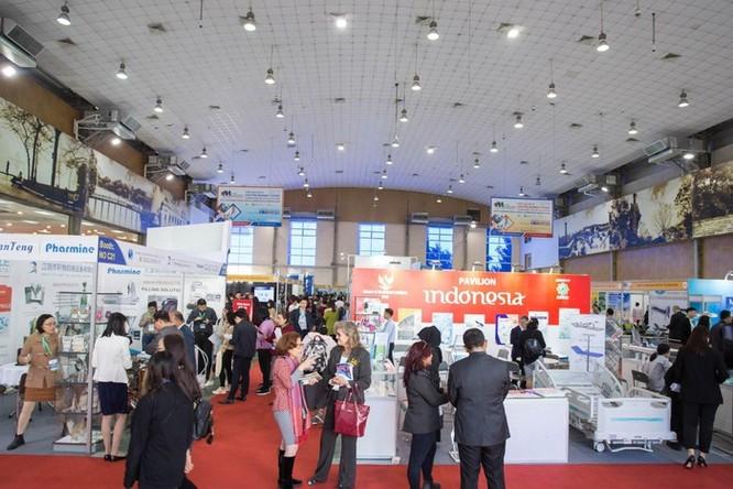 Các doanh nghiệp chuyên ngành Y dược uy tín trong và ngoài nước quy tụ tại Hà Nội ảnh 2