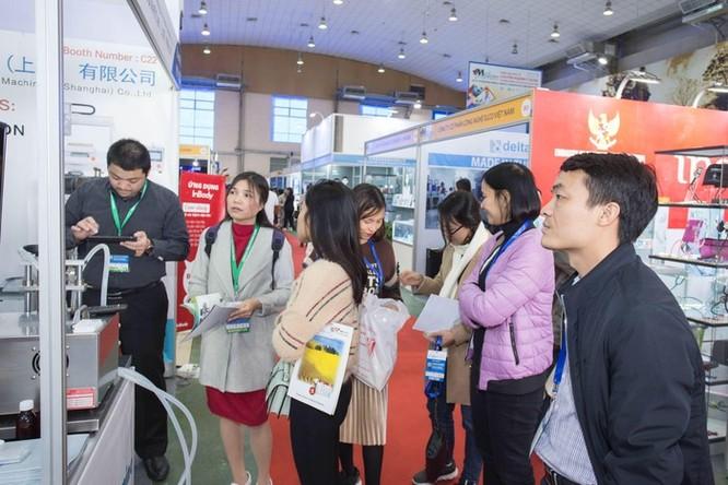 Các doanh nghiệp chuyên ngành Y dược uy tín trong và ngoài nước quy tụ tại Hà Nội ảnh 3