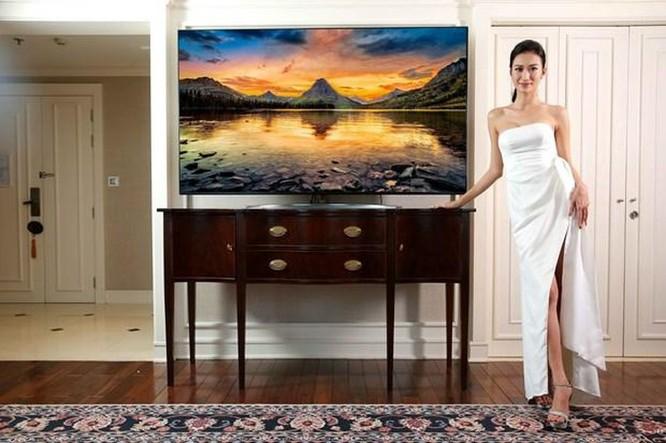 TV NanoCell 8K của LG về Việt Nam với giá 199 triệu đồng ảnh 1
