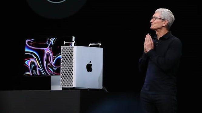 Apple chính thức mở bán Mac Pro, giá từ 120 triệu, bản full hơn 1 tỷ đồng ảnh 1