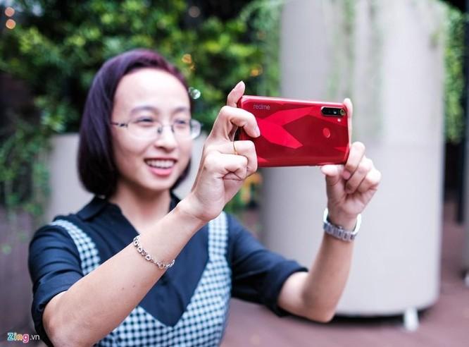 Realme 5S về Việt Nam - 4 camera sau, pin lớn, giá 5 triệu đồng ảnh 1