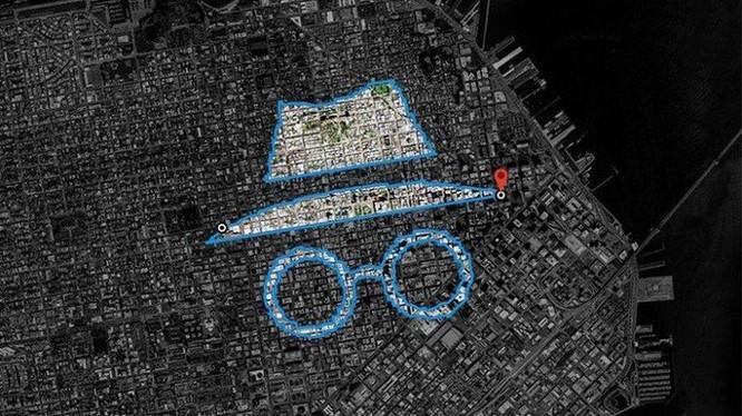 Cách dùng Google Maps ẩn danh trên iPhone ảnh 1