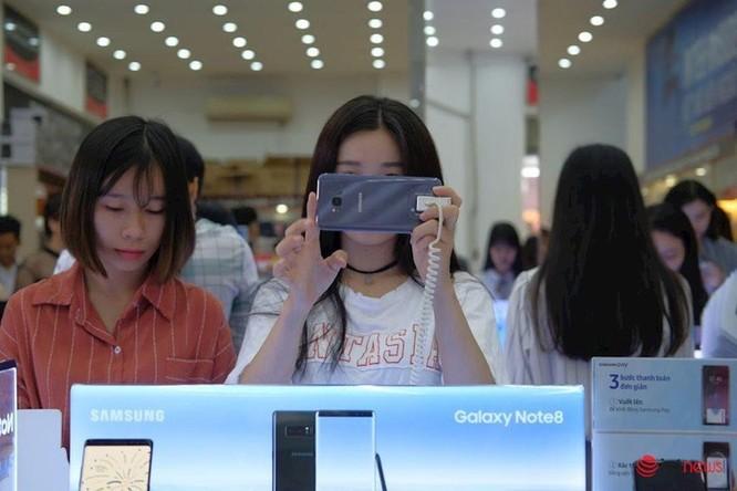 Thị phần Samsung tại Việt Nam lần đầu xuống dưới 40%, Realme bất ngờ tăng kỷ lục ảnh 2