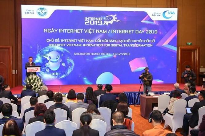 Khai mạc Internet Day 2019 - Đổi mới sáng tạo để Chuyển đổi số ảnh 1