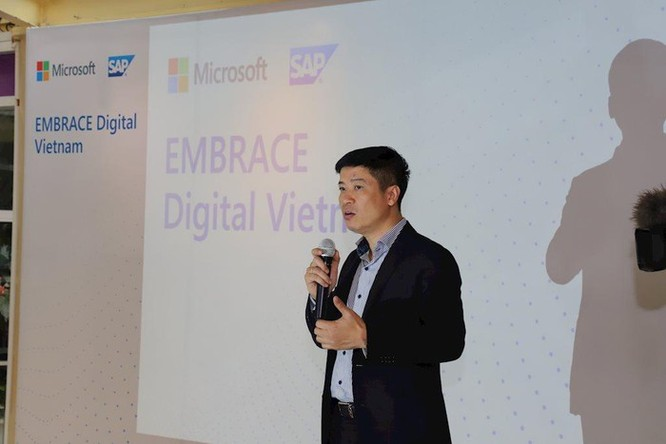 Microsoft bắt tay SAP ra mắt giải pháp Embrace, đơn giản hành trình chuyển đổi số cho doanh nghiệp Việt ảnh 1