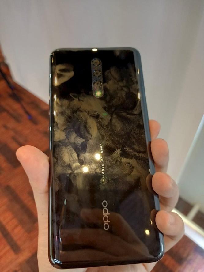 Cận cảnh flagship tương lai của OPPO với camera ẩn bên trong màn hình ảnh 2