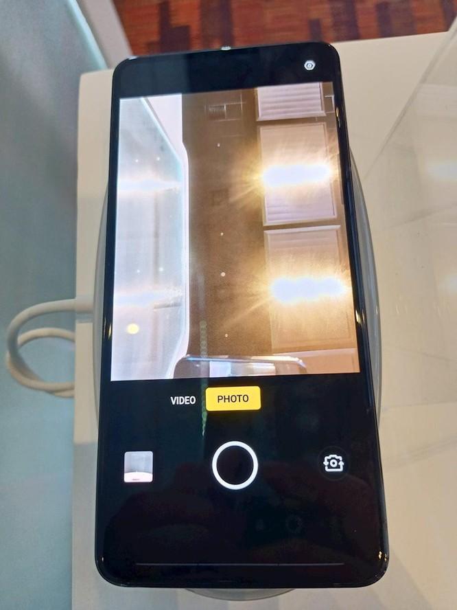 Cận cảnh flagship tương lai của OPPO với camera ẩn bên trong màn hình ảnh 6