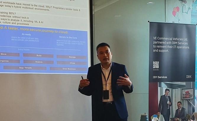 IBM cam kết là đối tác tích cực trong công cuộc chuyển đổi số của Việt Nam ảnh 2