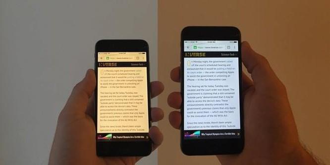 Màn hình vàng Night Shift trên iPhone thực chất không giúp bảo vệ mắt ảnh 1