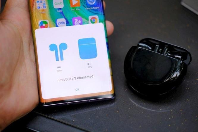 Trải nghiệm nhanh Huawei Freebuds 3: Tai nghe true wireless giá tầm trung ảnh 11