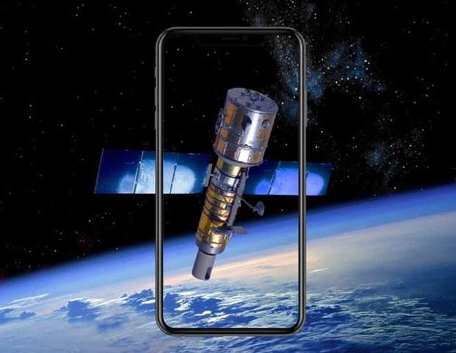 """Apple phát triển 'kế hoạch"""" phóng vệ tinh vào không gian? ảnh 1"""
