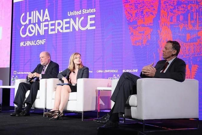 Căng thẳng Mỹ - Trung đang kìm hãm sự phát triển của mạng 5G ảnh 1