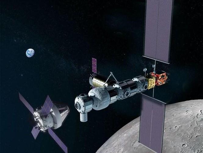 Nga thông báo quyết định tham gia dự án trạm vũ trụ với Mỹ ảnh 1