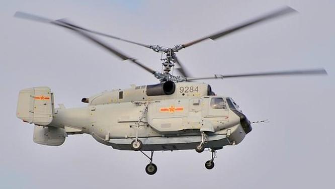 'Cá mập bay' và các loại khí tài trên hạm của tàu sân bay Sơn Đông ảnh 3