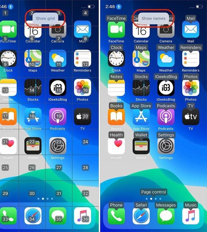 Hướng dẫn điều khiển bằng giọng nói trên iOS 13 ảnh 6